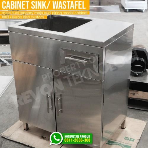 Jual Kitchen Sink Restoran Di Surabaya Meja Cuci Piring Restoran